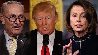 Trump Already Blaming DEMOCRATS for Republican Failure to Repeal Obamacare
