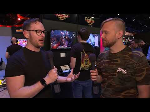 Divinity: Original Sin 2  with Michael Douse I E3 2018 I GameStop TV