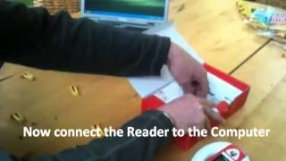 Roxan iRead EID Tag Reader