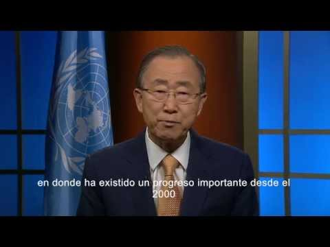 Mensaje del Secretario General de la ONU, Ban Ki-moon, a The Hunger Project
