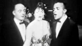 Dave Lambert, Jon Hendricks, Annie Ross, the James Joyces of jazz. ...