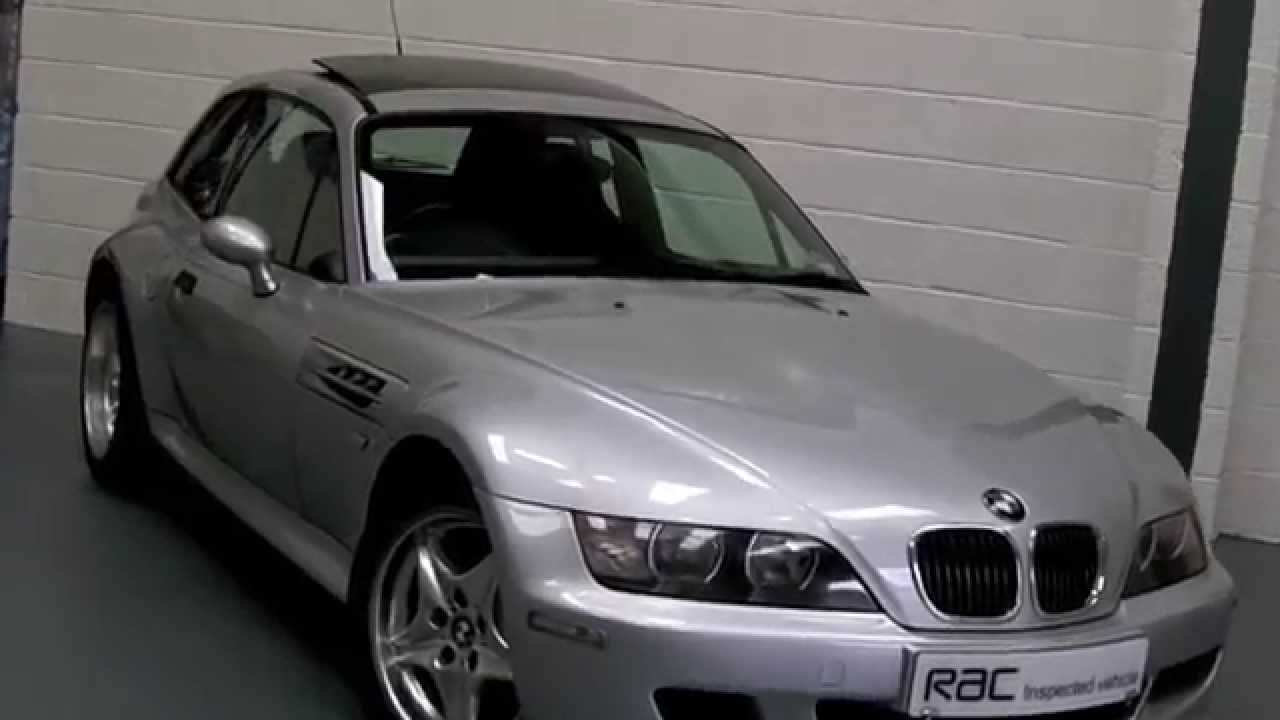 Performance Cars For Sale >> BMW Z3 M COUPE OFFERED FOR SALE AT PERFORMANCE DIRECT BRISTOL - YouTube