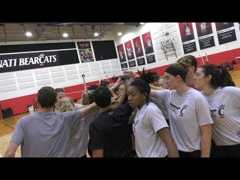 Cincinnati Volleyball First Home Weekend Series Preview