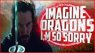 47 РОНИНОВ IMAGINE DRAGONS - I,M SO SORRY // Музыкальные клипы # 4
