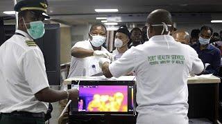 Nigeria tightens coronavirus entry formalities at Lagos airport