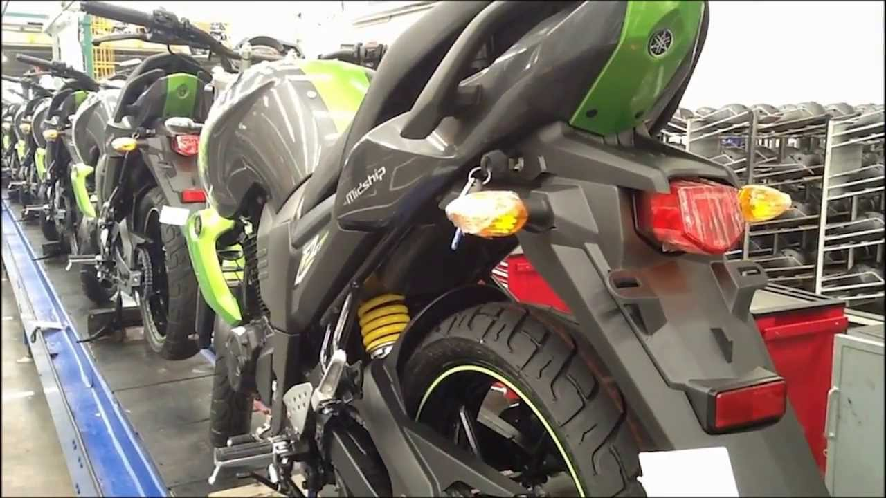 Incolmotos Yamaha Llanta Radial Trasera En Fz16 Doovi