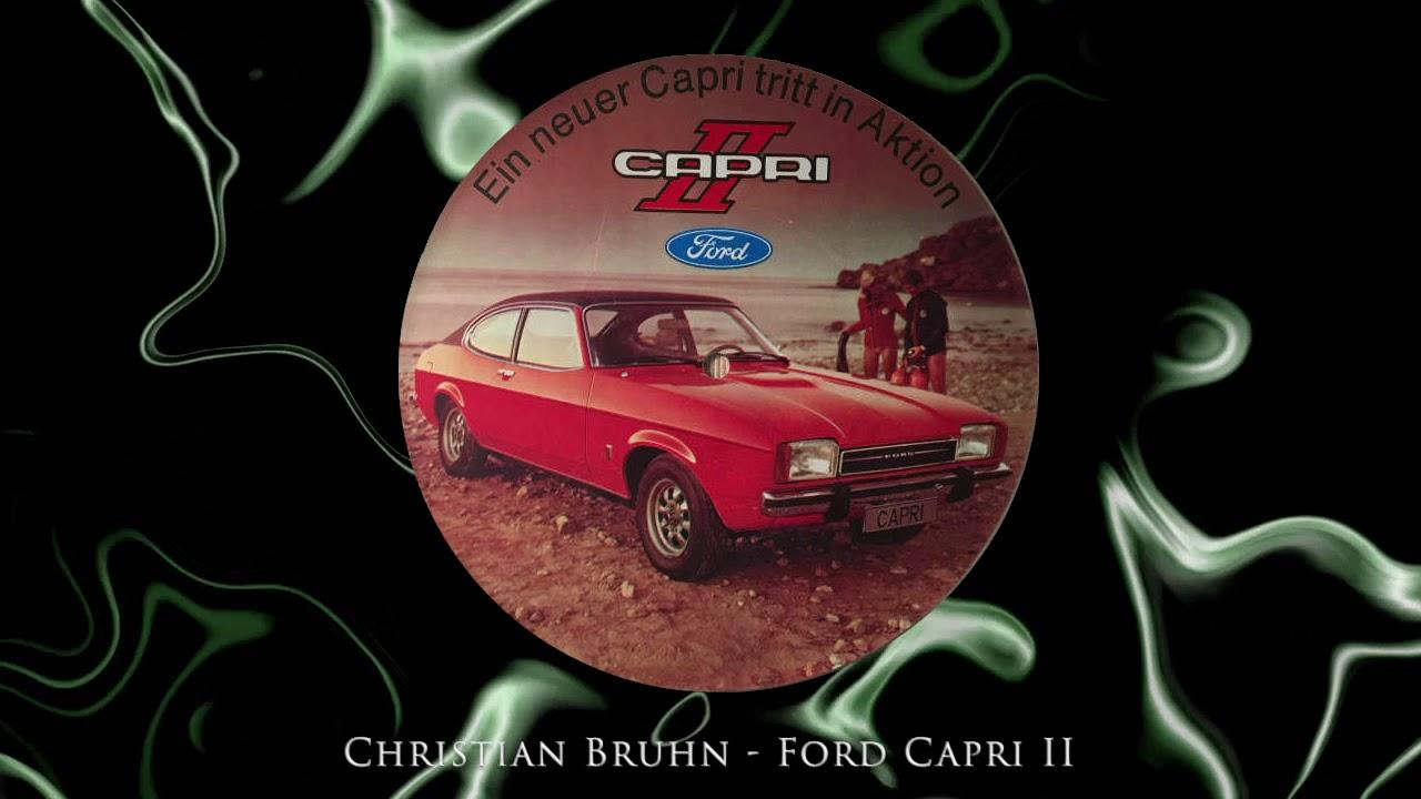 Christian Bruhn - Ford Capri II (1973)