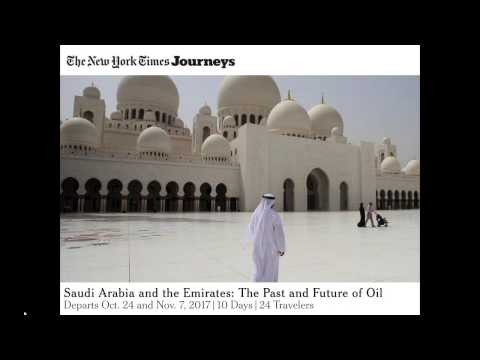 Saudi Arabia and the Emirates: The Past and Future of Oil