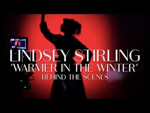 Warmer in the Winter BTS