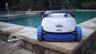 Dolphin S 300i Robotic Pool Cleaner by Maytronics