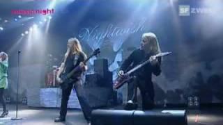 09 - Nightwish - Nemo - Live at Gampel Open Air 2008.
