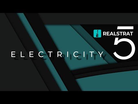 RealStrat 5. Electricity