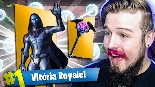 I BOUGHT the LEGENDARY PRESSÁGIO SKIN and SANG PROS MARGINAL (Fortnite Battle Royale)