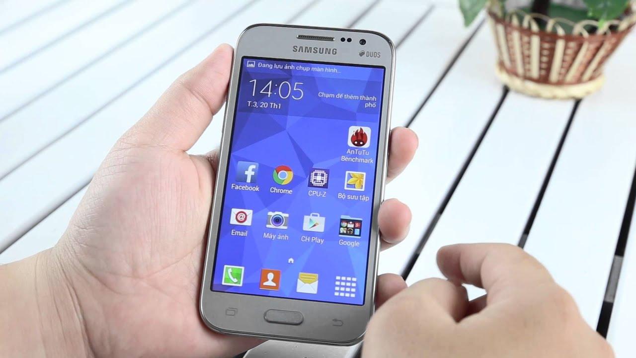 Cách chụp màn hình điện thoại Samsung | www.thegioididong.com