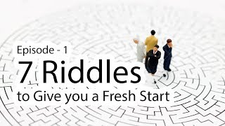 Test Your Brain With These 7 Fresh Start Tricky Riddles