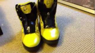 vlado footwear yellow/black gladiator review Thumbnail