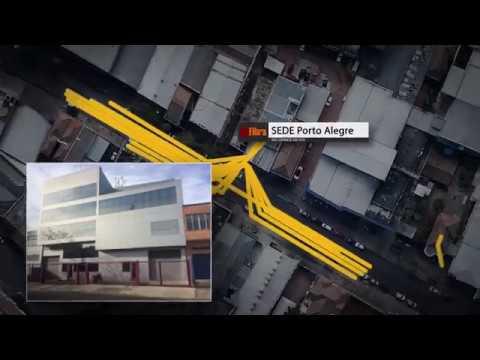 91dea4208a9c6 BRFibra Telecomunicações - Rede Óptica - 2016 - YouTube