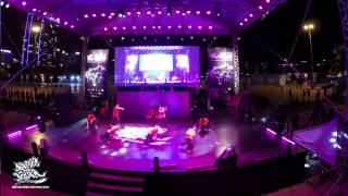 BOTY South Asia 2014 | Showcase: Big Toe - Vietnam