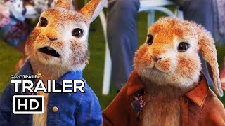 PETER RABBIT 2 Official Trailer (2020) Margot Robbie, Elizabeth Debicki Animated Movie HD