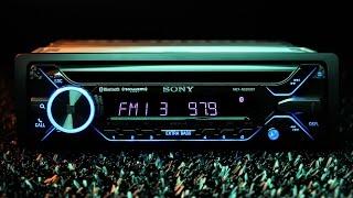Sony MEX-N5200BT Single DIN - Bluetooth, NFC, Sirius XM