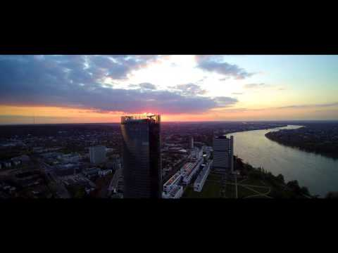 Post Tower 4K Drone Yuneec Q500 4K