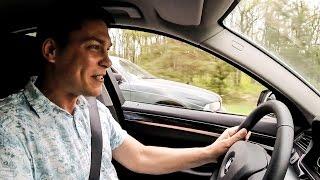 BMW E39 против BMW F10. Тест-драйв и дрэг(Пятерка в двух кузовах на нашем тест-драйве. BMW F10 против легендарной BMW E39. Что общего? В чем отличия? Я на..., 2016-05-24T07:39:01.000Z)