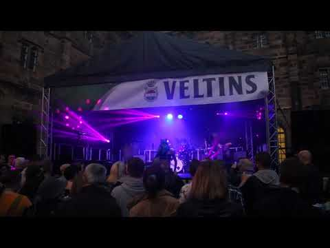 Jandthe9s @ Lancaster Castle Lancaster Music Festival 14th October 2017