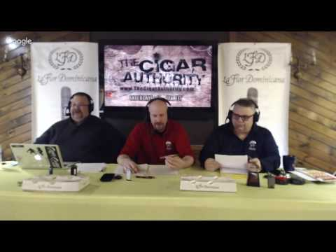 The Winner of the 2016 Cigar of the Year Is....