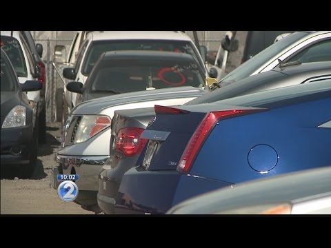 Federal law makes city's struggle to get abandoned cars off streets even harder