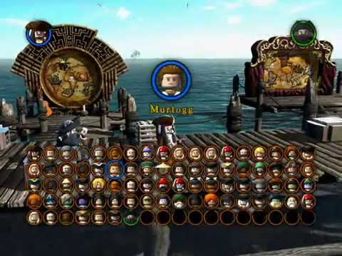 LEGO Pirates of the Caribbean: The Video Game for ...