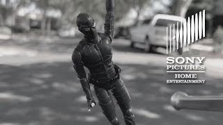 SPIDER-MAN: FAR FROM HOME - Walmart Throwbaction Figure Commercial - Now on Blu-ray!