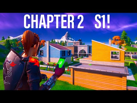Get CREATIVE POWERS On The MAIN ISLAND Using This New FORTNITE CHAPTER 2: SEASON 1 Glitch!