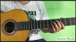 Belajar Lagu Dangdut Kandas - Imron Sadewo