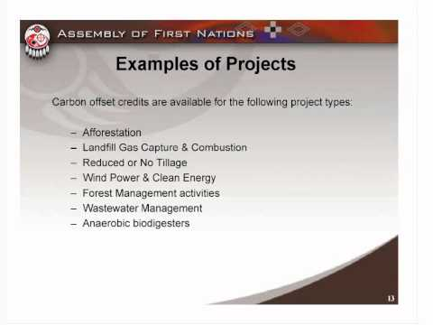 Emissions Trading Policies and Legislation in Canada 3/8