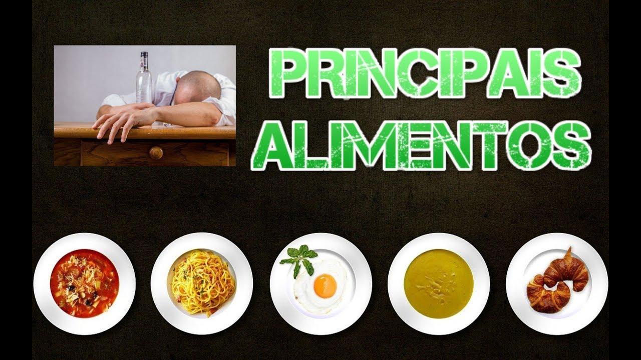 Cura da Ressaca → 11 Alimentos que ajudam a Curar a Ressaca das Festas de Fim de Ano
