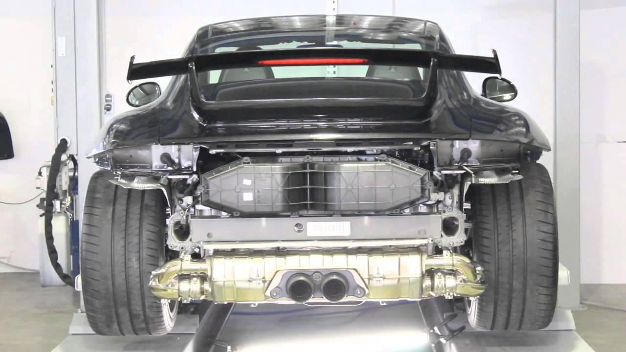 Maxresdefault on Porsche 997 Exhaust
