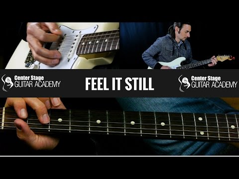 Feel it Still Guitar Lesson - Portugal The Man