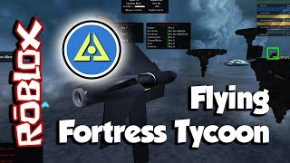 Roblox - Flying Fortress Tycoon