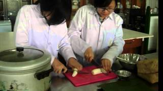 Pembuatan Tape Singkong - FOOD TECH Soegijapranata Catholic University
