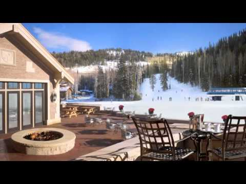 Montage Deer Valley Ski Resort and Mountain Spa in Park City, Utah