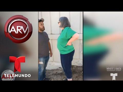 El indignante ataque racista a un hombre mexicano | Al Rojo Vivo | Telemundo