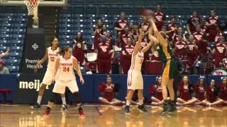 Postgame: Dayton Women's Basketball vs George Mason