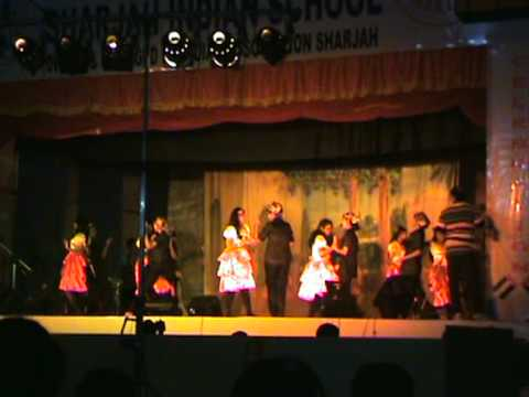 maria pitache(SIS) GOAN DANCE!