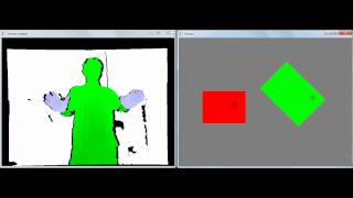 Kinect Open/close hand detection