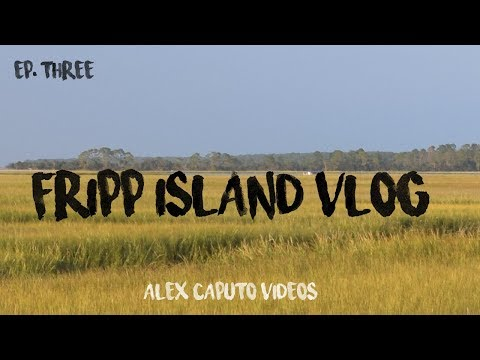FRIPP ISLAND ADVENTURES EP.3 *BLUE CRAB CLEAN CATCH COOK!!*