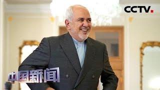 [中国新闻] 法英德三国不支持美国制裁伊朗外长 | CCTV中文国际