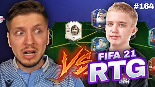 I HAD TO BEAT ANDERS VEJRGANG TO SECURE A TOP TIER RANK - FIFA 21 ULTIMATE TEAM