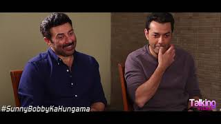 """My Favorite Sunny Deol Film Is…"": Bobby Deol 