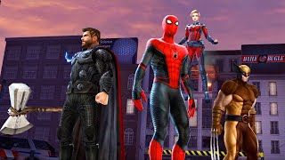 Marvel Future Fight Story - The All-War screenshot 5