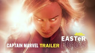 Captain Marvel Easter Eggs & Fun Facts | Rotten Tomatoes
